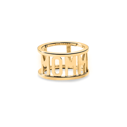 Mommy Ring Jewelry saskias-beauty-blog 925 Silver Gold Plated S - 52 (16.6mm)