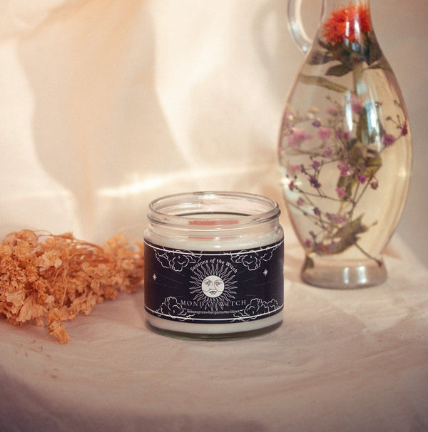 Monday Witch Candle jacko-wusch Monday Witch, 225 ml