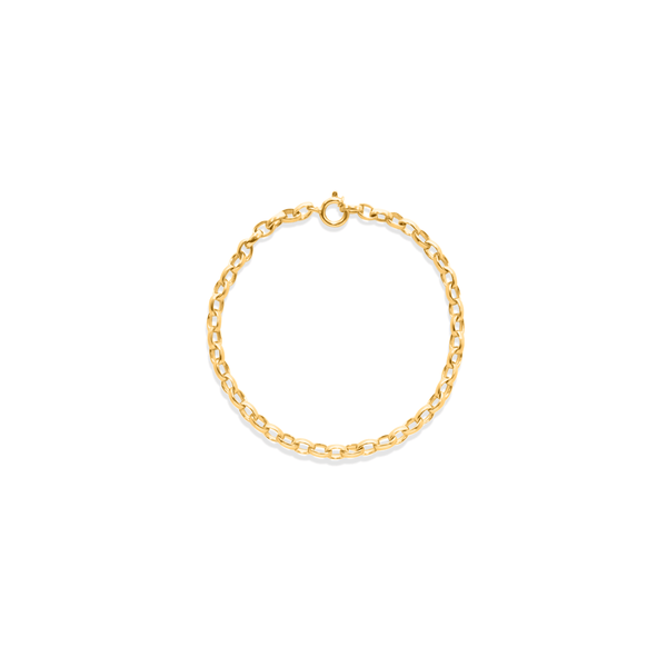 New York Chain Armband Jewelry sammi-maria 24ct Gold Vermeil