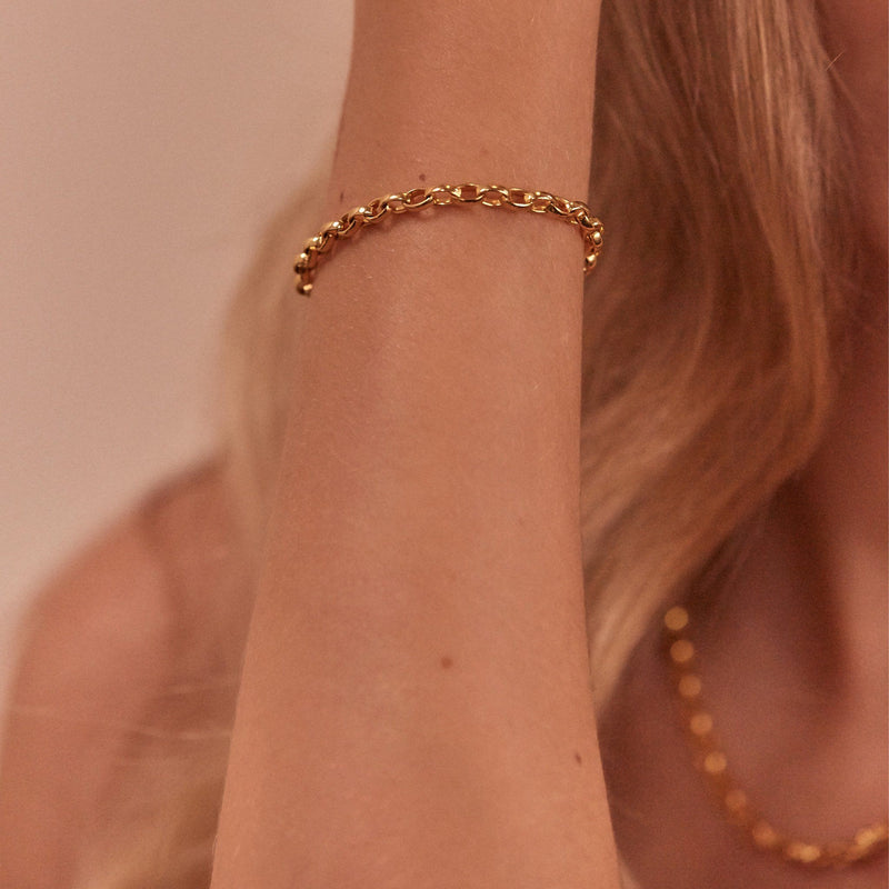 New York Chain Armband Jewelry sammi-maria