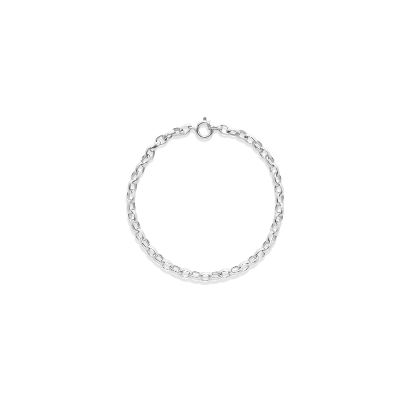 New York Chain Armband Jewelry sammi-maria 925 Silver