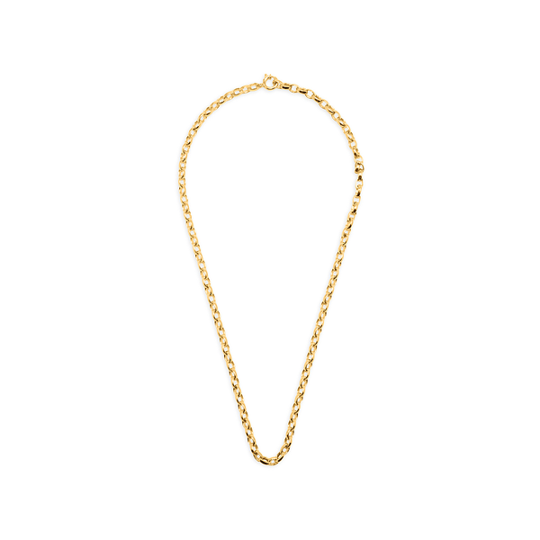 New York Chain Kette Jewelry sammi-maria 24ct Gold Vermeil S (45cm)