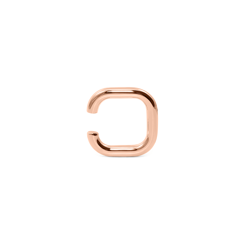 Nexus Ear Cuff Jewelry stilnest Rose Gold Vermeil