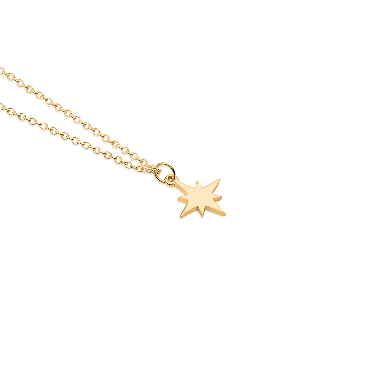 North Star Choker Jewelry taylor-lashae