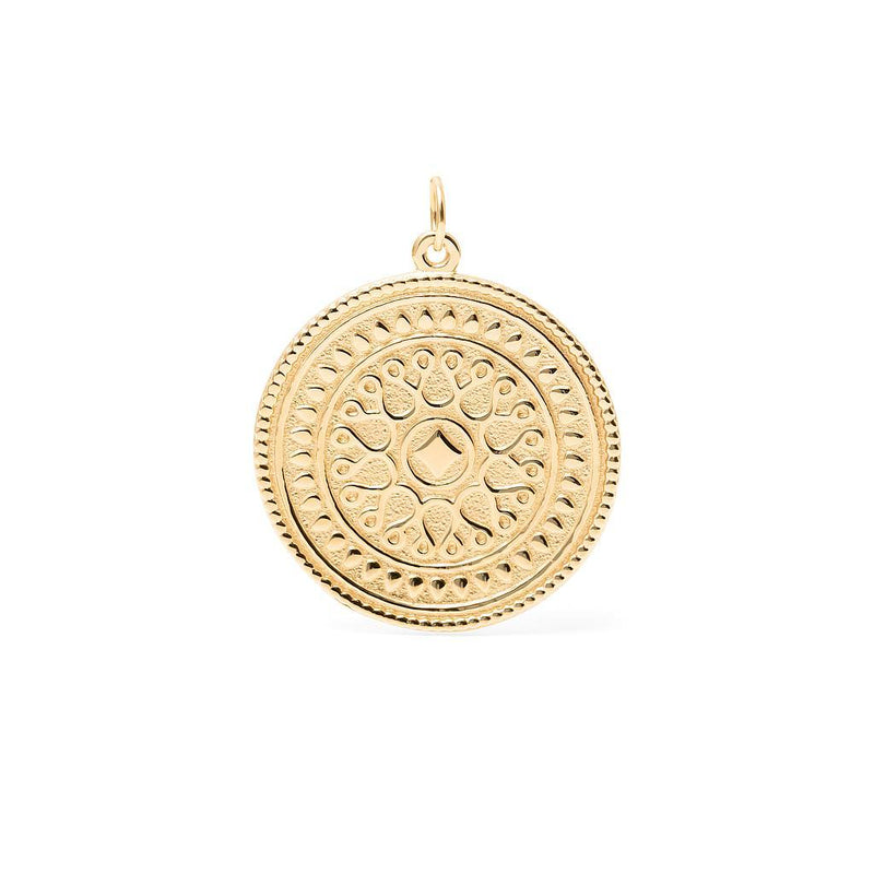 Origins Nr.1 Anhänger Jewelry nihan 925 Silver Gold Plated