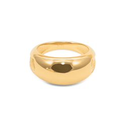 Paris Orb Ring Jewelry sammi-maria 24ct Gold Vermeil L - 60 (19.1mm)
