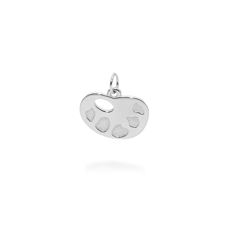Petite Palette Charm Anhänger Jewelry frau-hoelle 925 Silver