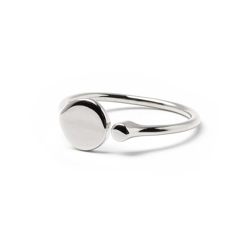 Pure Happiness Ring Jewelry stefanie-giesinger 925 Silver XS - 49 (15.6mm)