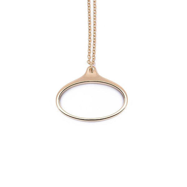 Pure Power Kette Jewelry stefanie-giesinger 925 Silver Gold Plated S (45cm)
