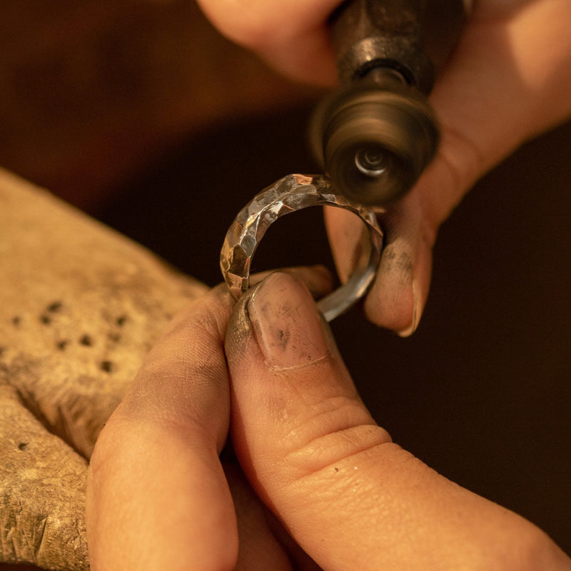 Ring Produktion Custom Ring stilnest-atelier