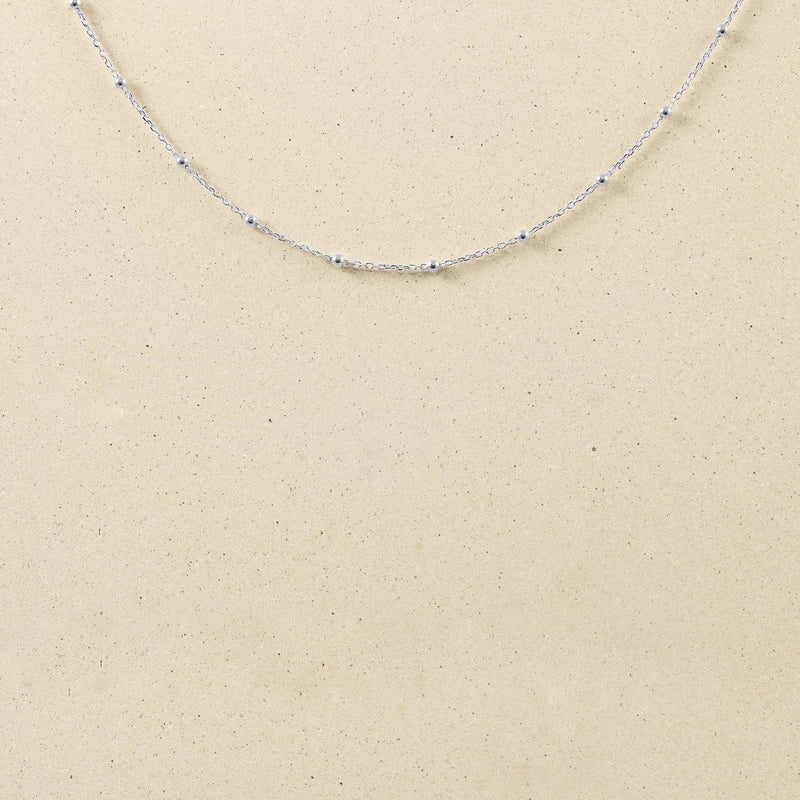Satellite Kette Jewelry stilnest 925 Silver S (45cm)