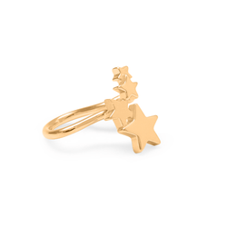 Shooting Star #3 Jewelry haley-wight 925 Silver Gold Plated