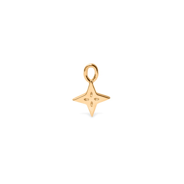 Shooting Star Anhänger Jewelry useless 24ct Gold Vermeil