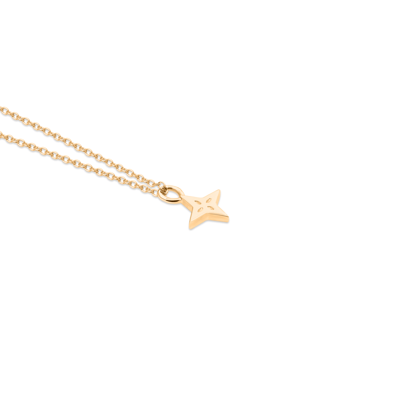 Shooting Star Necklace Jewelry useless