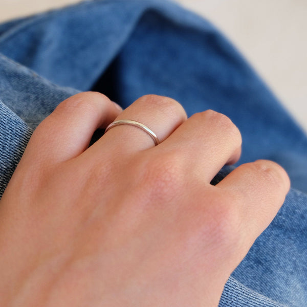 Simple Reminder Ring Jewelry stilnest