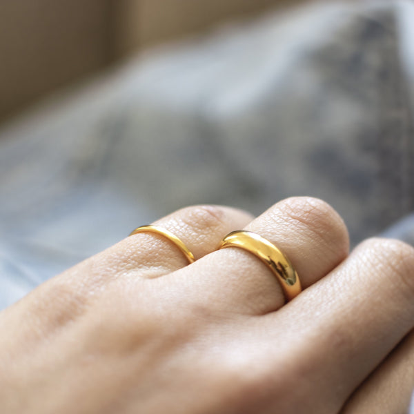 Simple Ring Jewelry stilnest