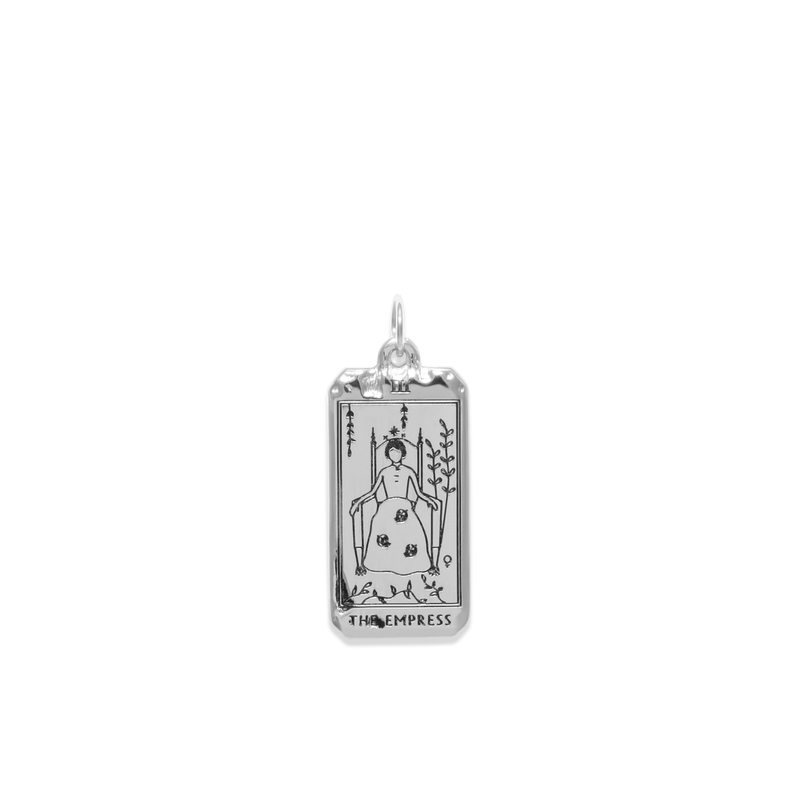 The Empress Tarot Card Anhänger Jewelry jacko-wusch 925 Silver