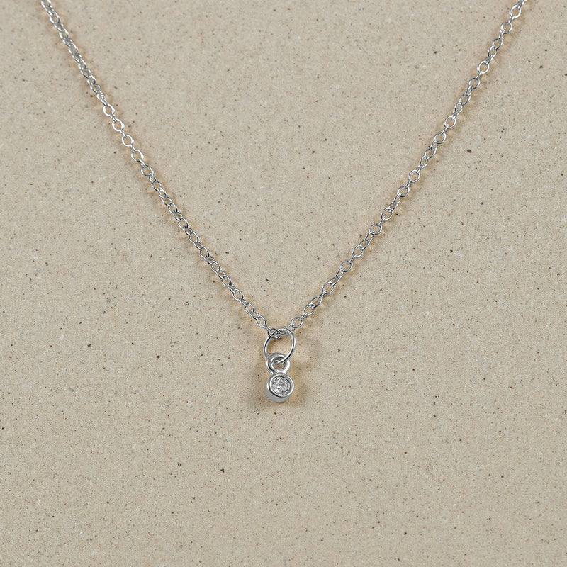 The Everyday Basic Necklace Jewelry Stilnest 925 Silver Anchor Chain/Ankerkette S (45cm)