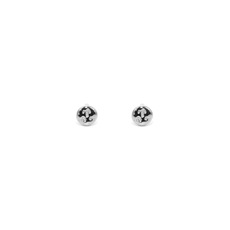 The Meadow Studs Jewelry useless 925 Silver