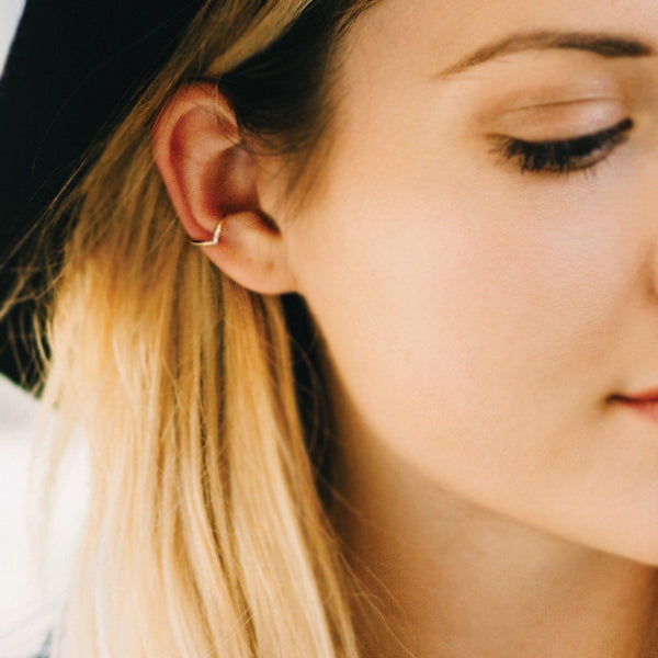 The Peaks Earcuff Jewelry bethany-marie