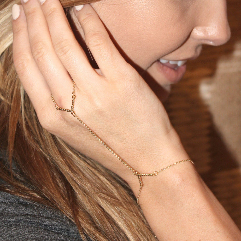 Theia Hand Kette Jewelry audrina-patridge