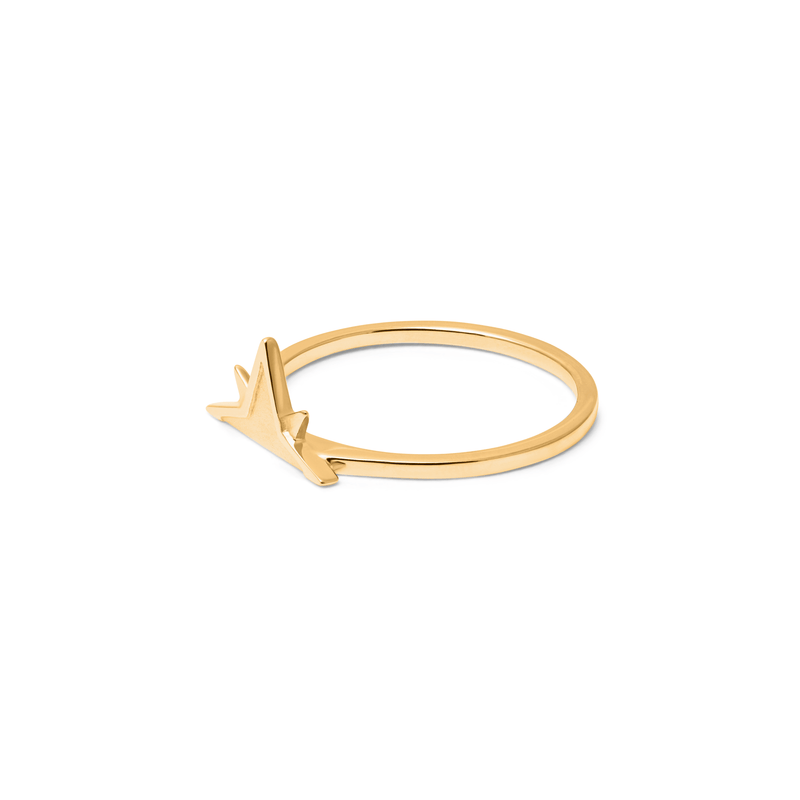 Wanderlust Stackable Ring Jewelry phiaka