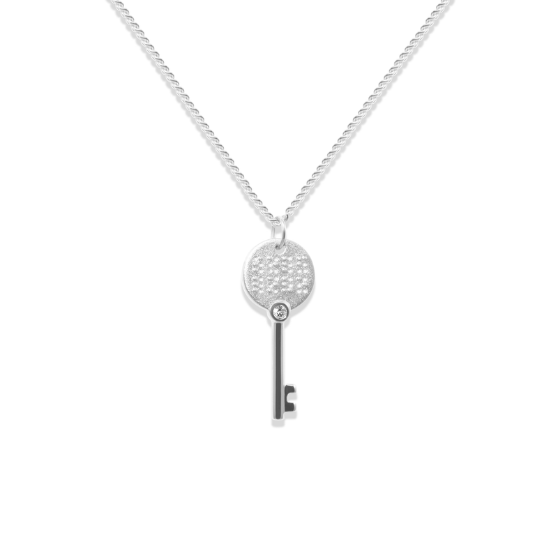 YOU ARE Kette Jewelry janasdiary 925 Silver S (45cm)