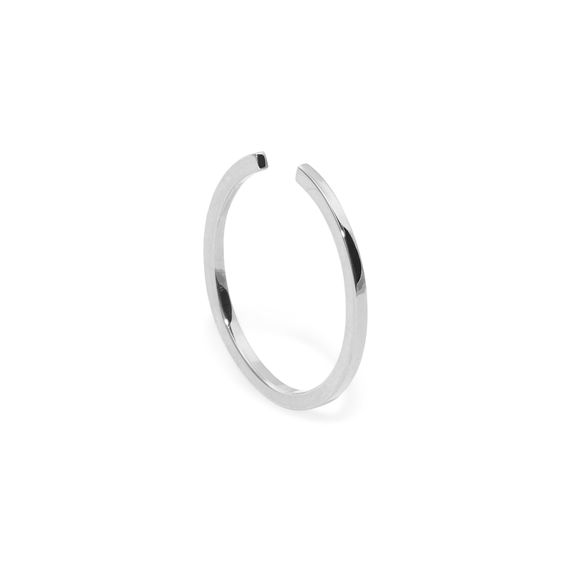 YOU GROW Ring Jewelry janasdiary 925 Silver XS - 49 (15.6mm)