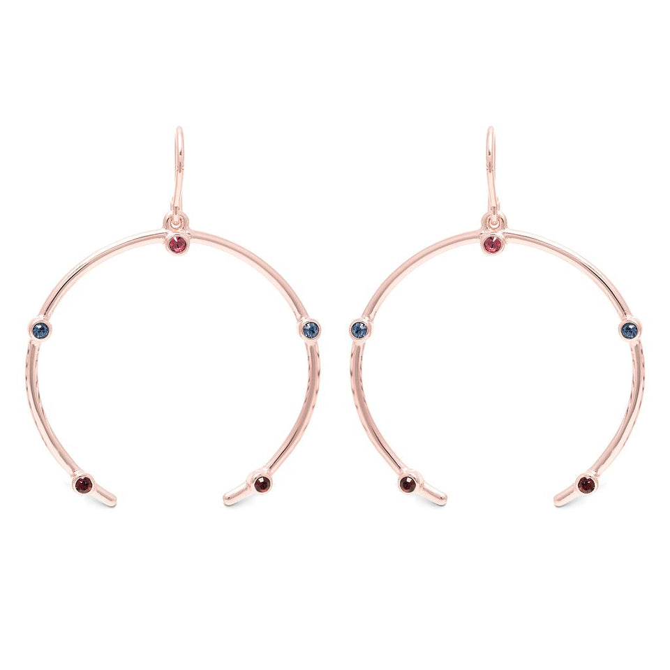 Ad Astra Earrings No.2