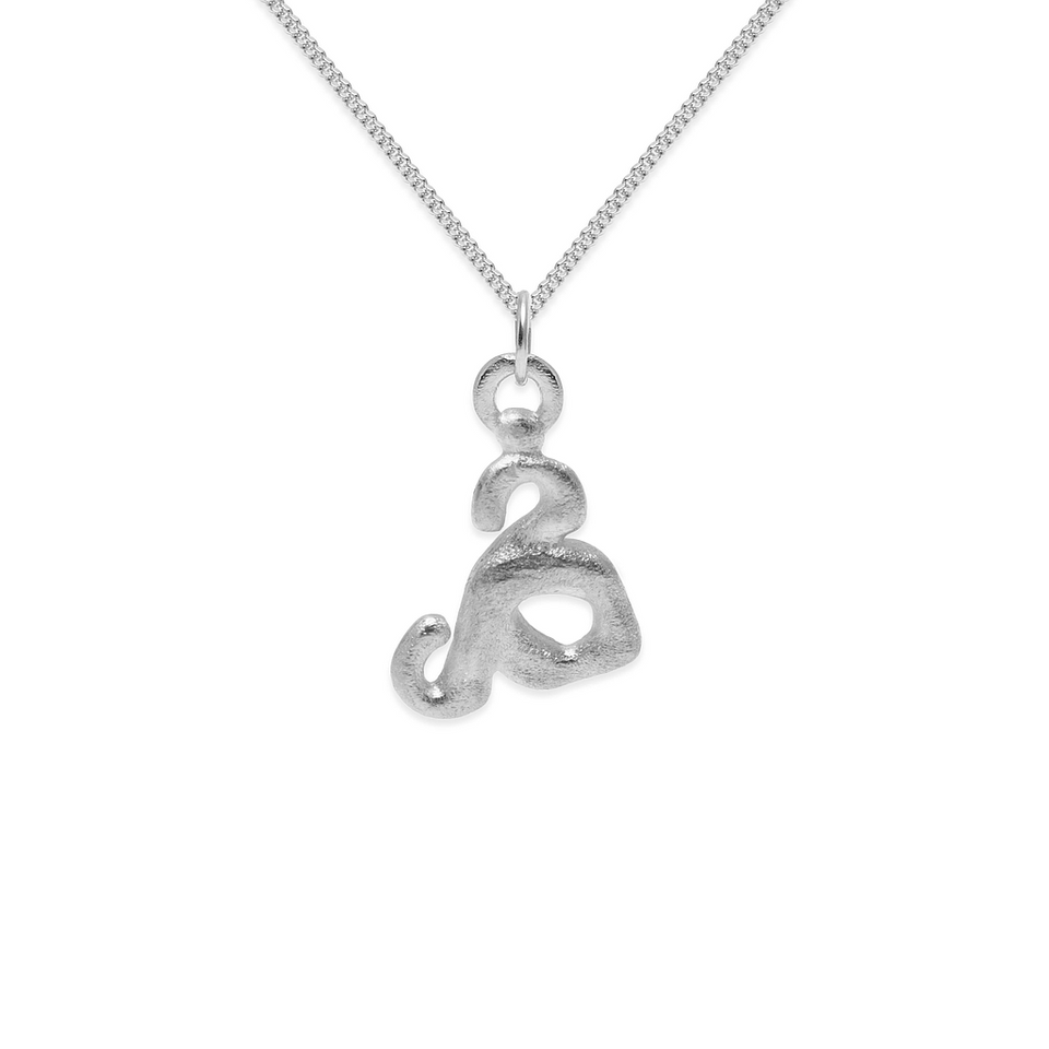 Zodiac Charm Necklace (Taurus)