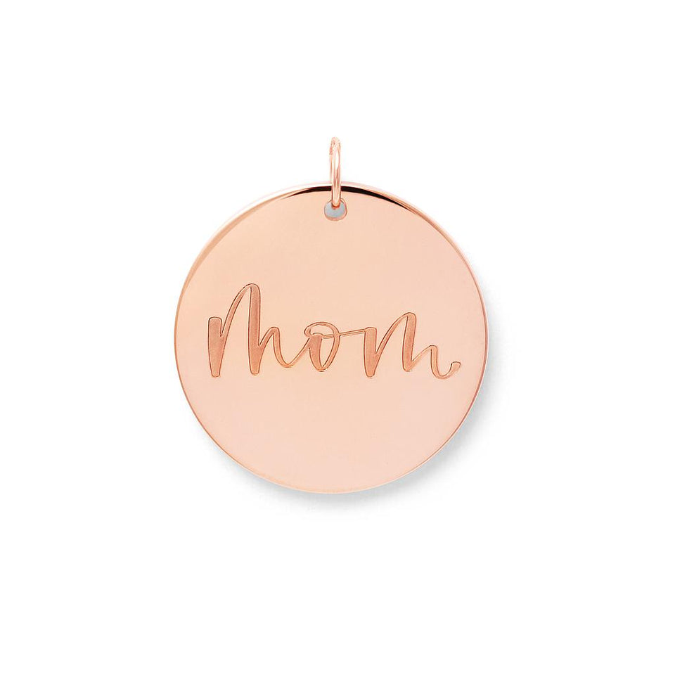 Mom Pendant #mommycollection
