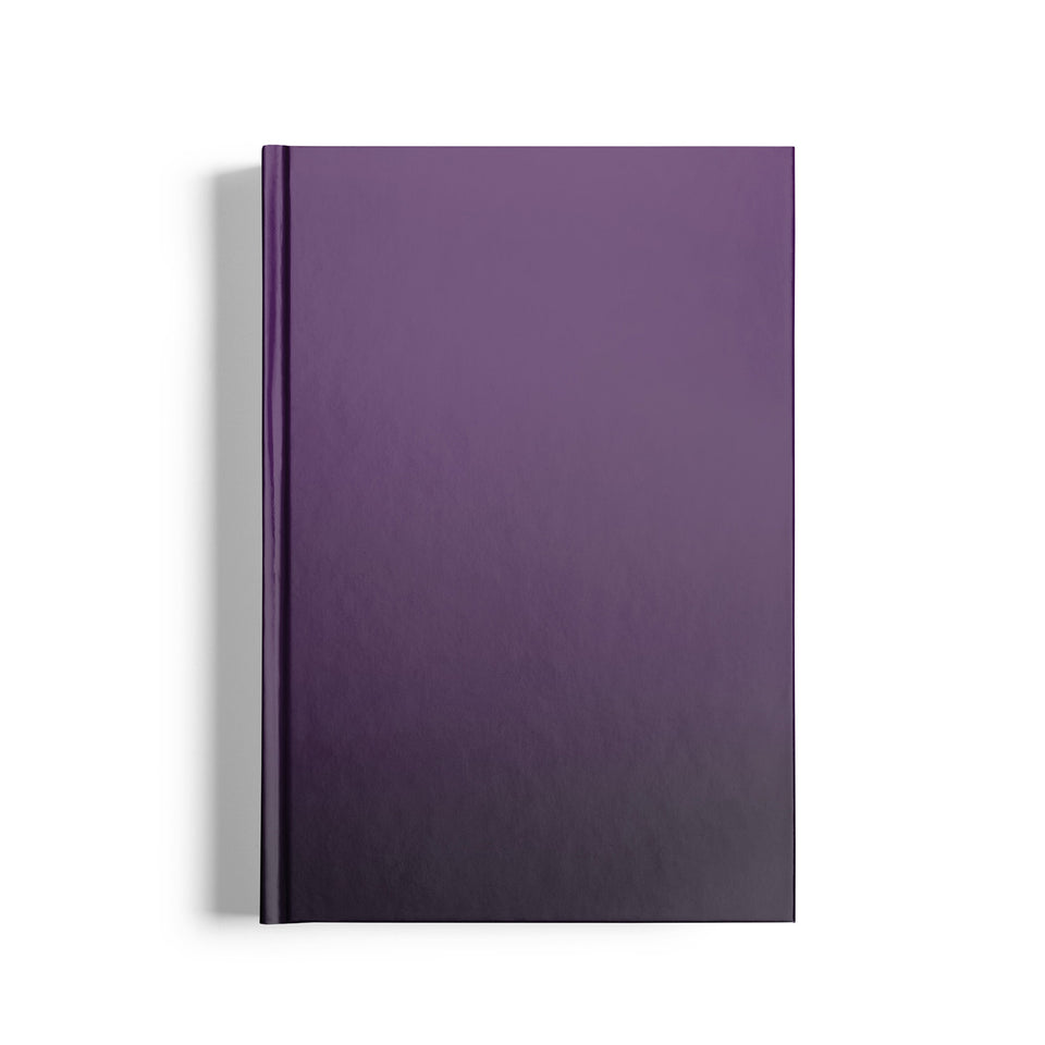 Delirium Notebook No.2 #essentials-Purple