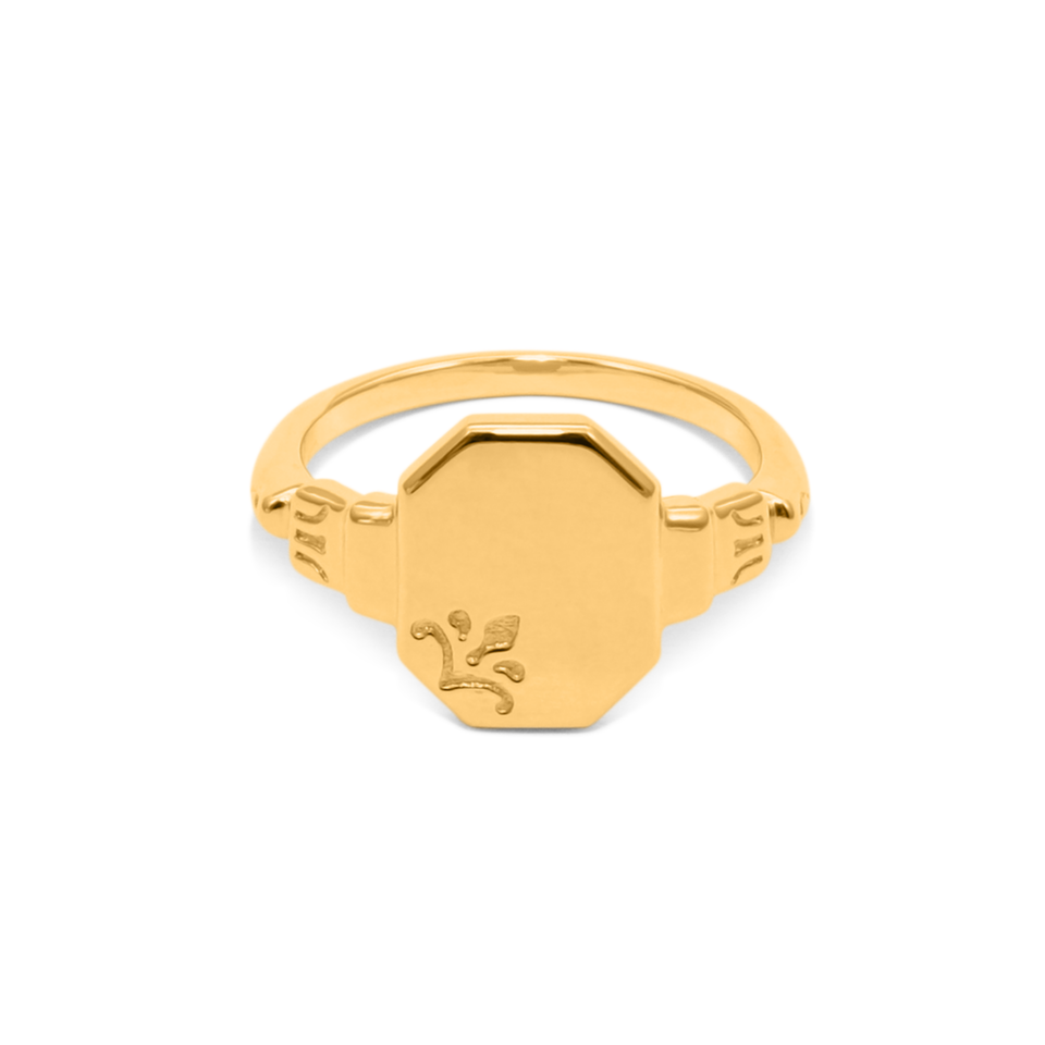 London Heirloom Signet Ring
