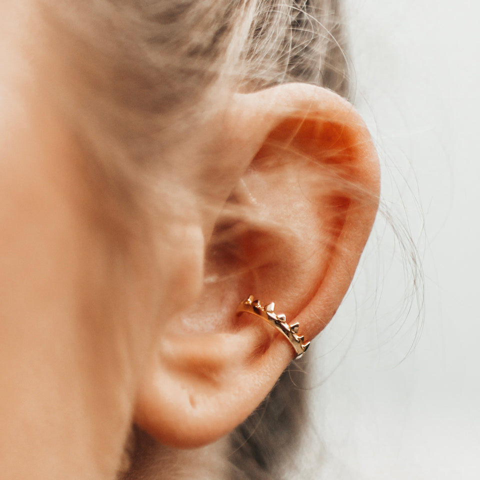YOU RULE Ear Cuff