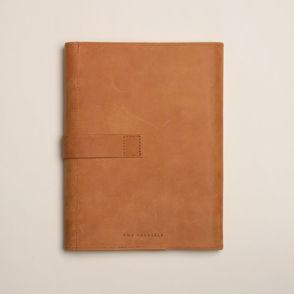 Own Yourself Journal + Cover