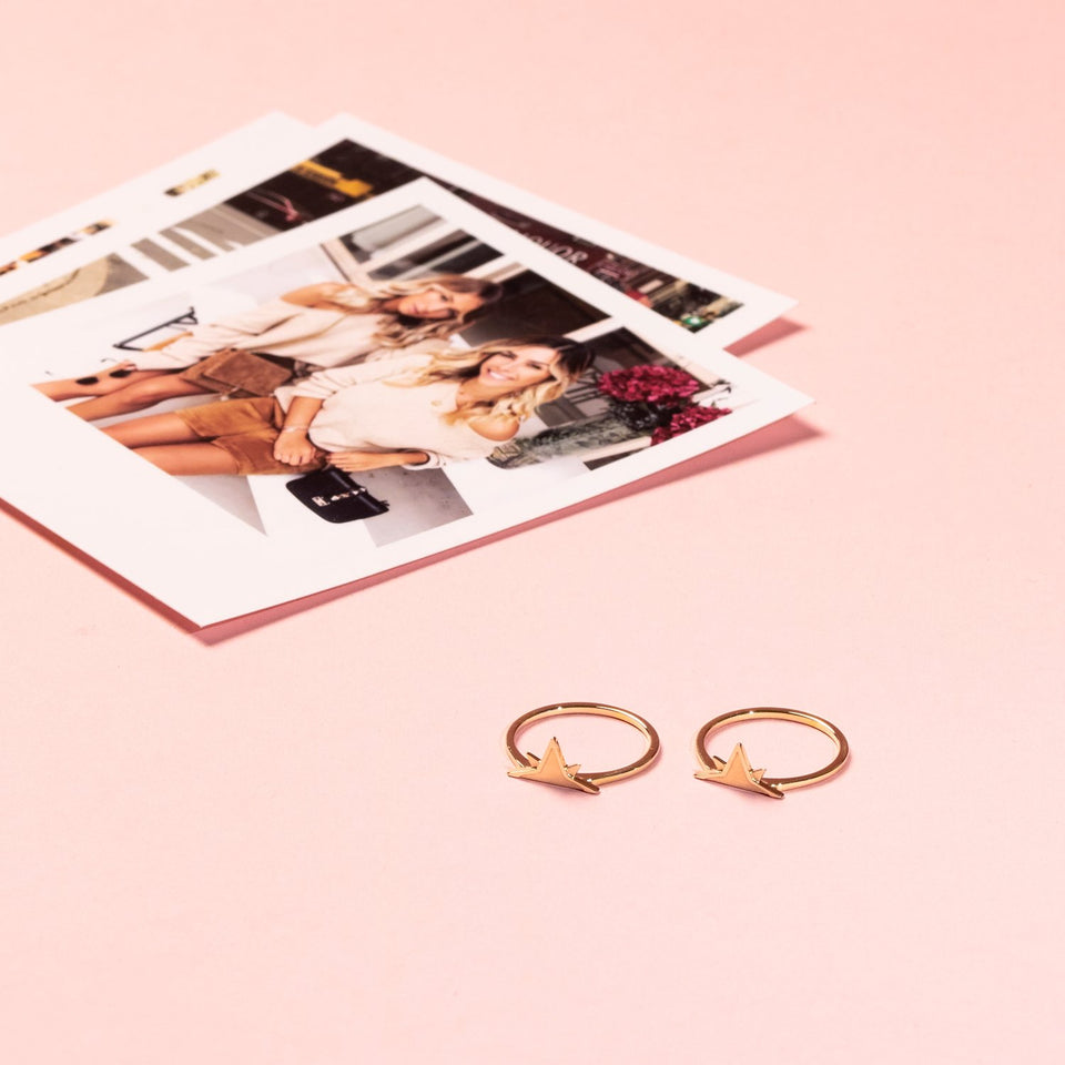Wanderlust Stackable Ring