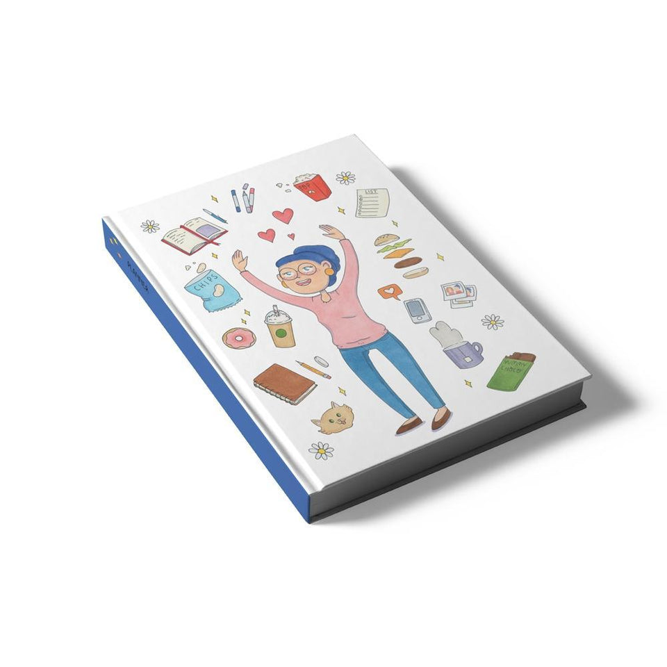 Planet Prudence Planner-Blue