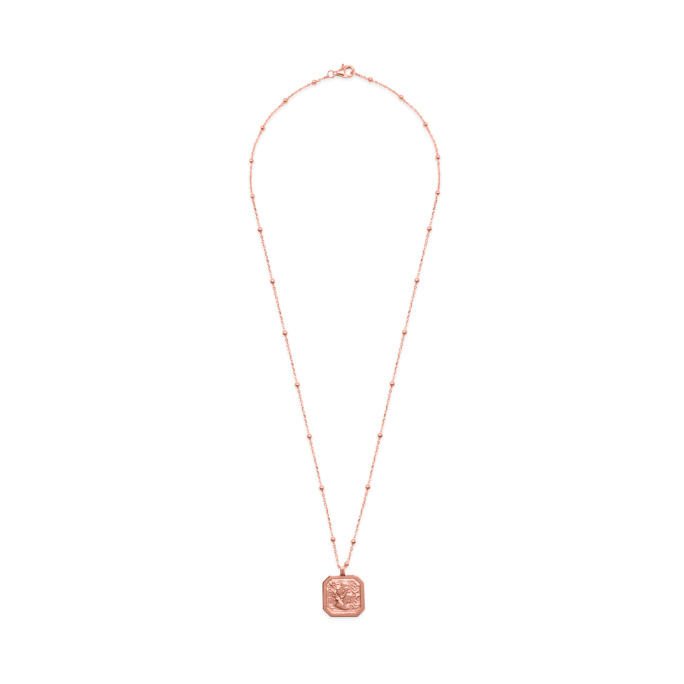 London Arsinoe II Medal Necklace