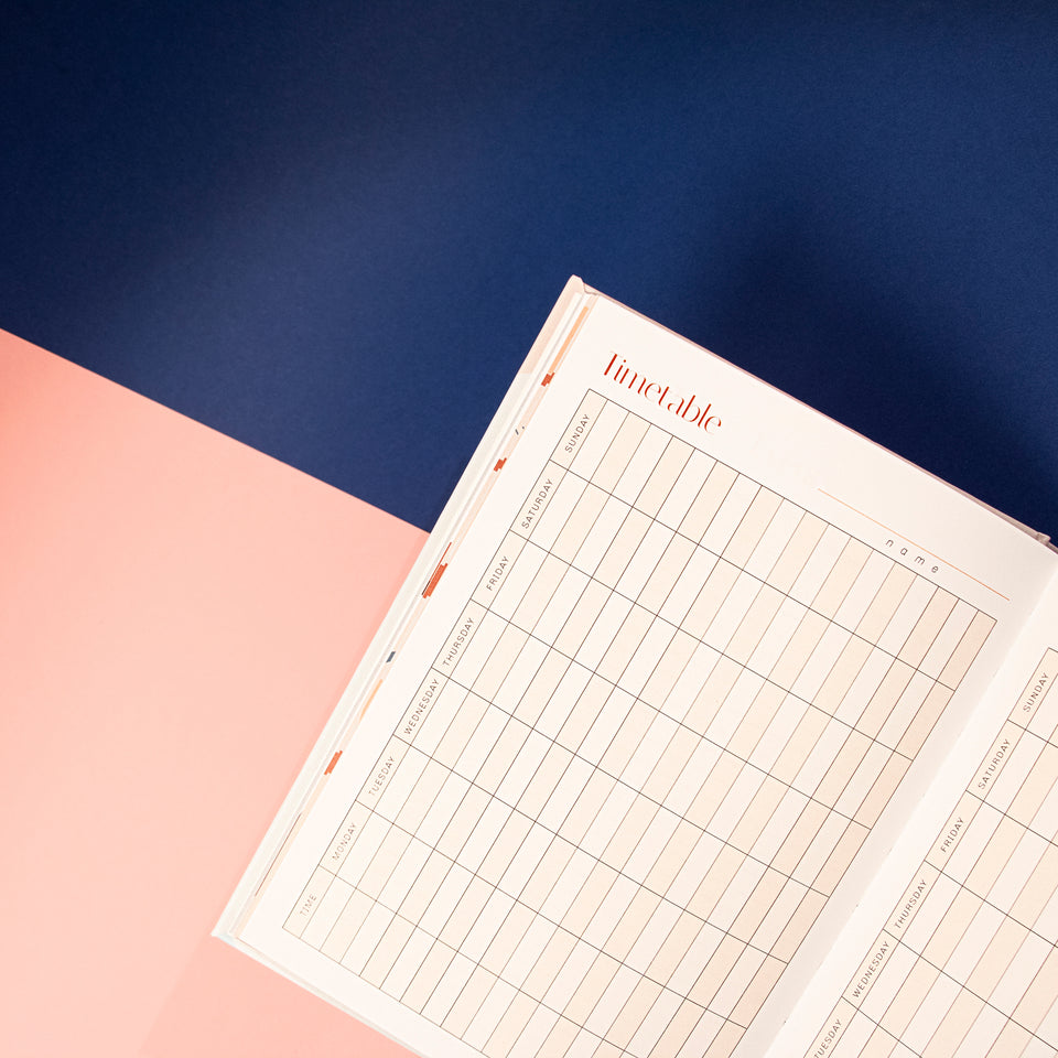The Positivity Planner