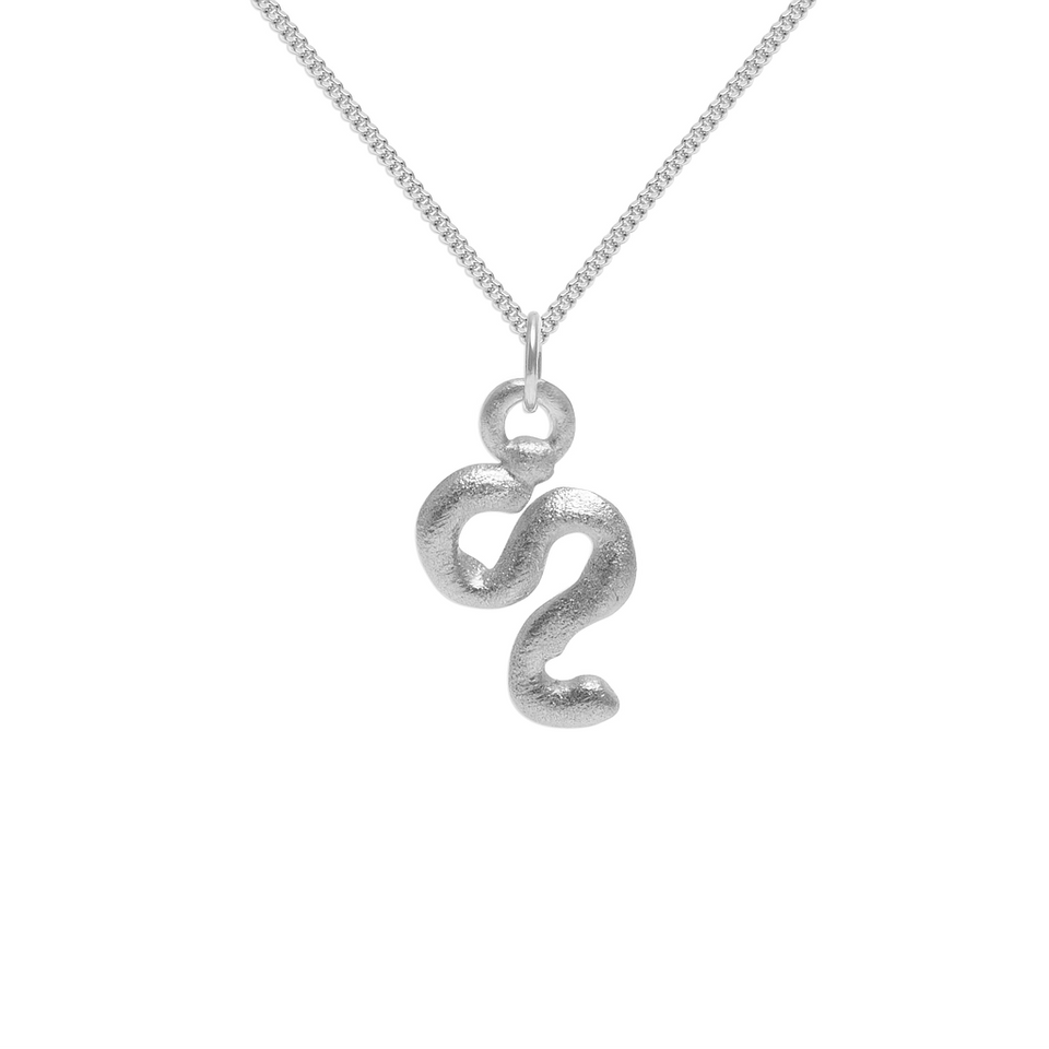 Zodiac Charm Necklace (Leo)