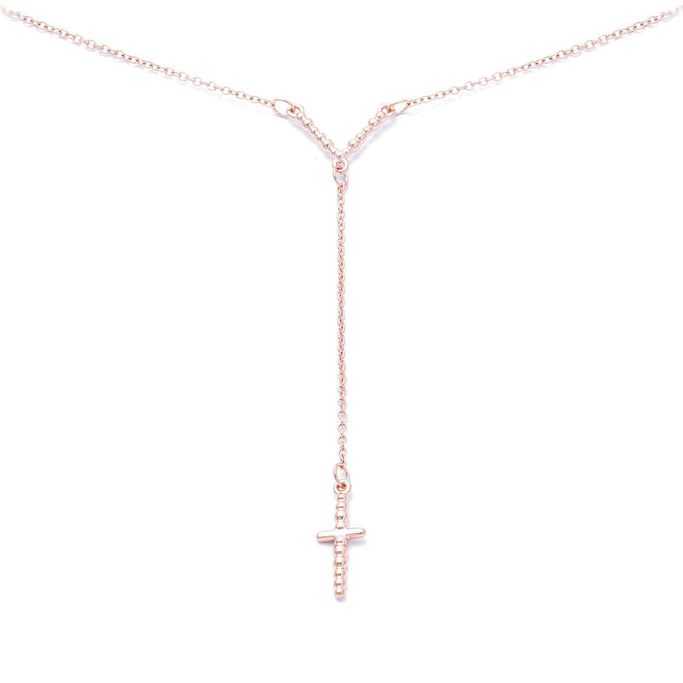 Theia Lariat Necklace