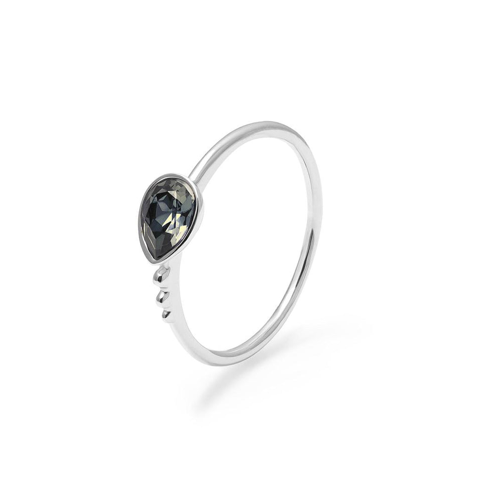 Buenaventura Ring Black Diamond