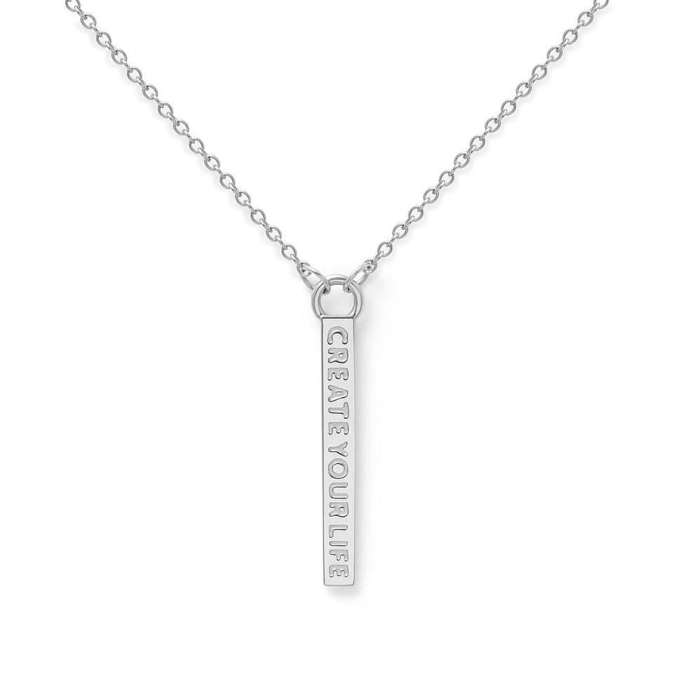 Create Your Life Necklace