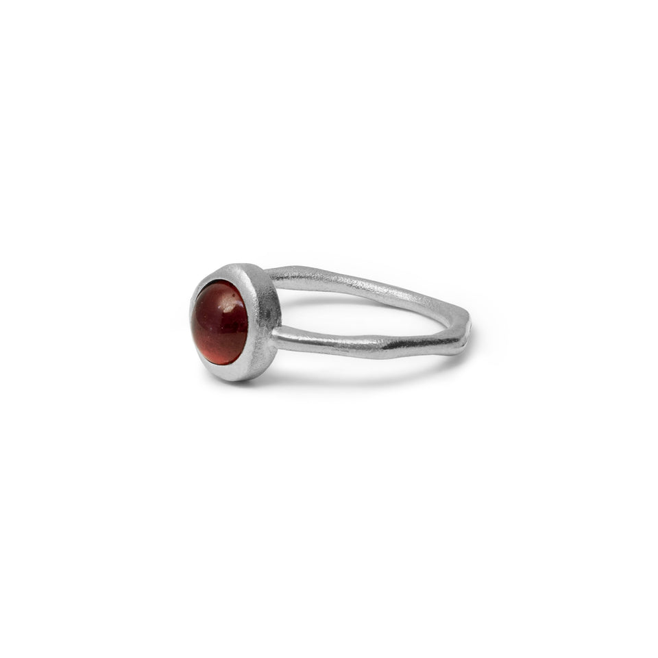 Zodiac Birthstone Ring (Capricorn)