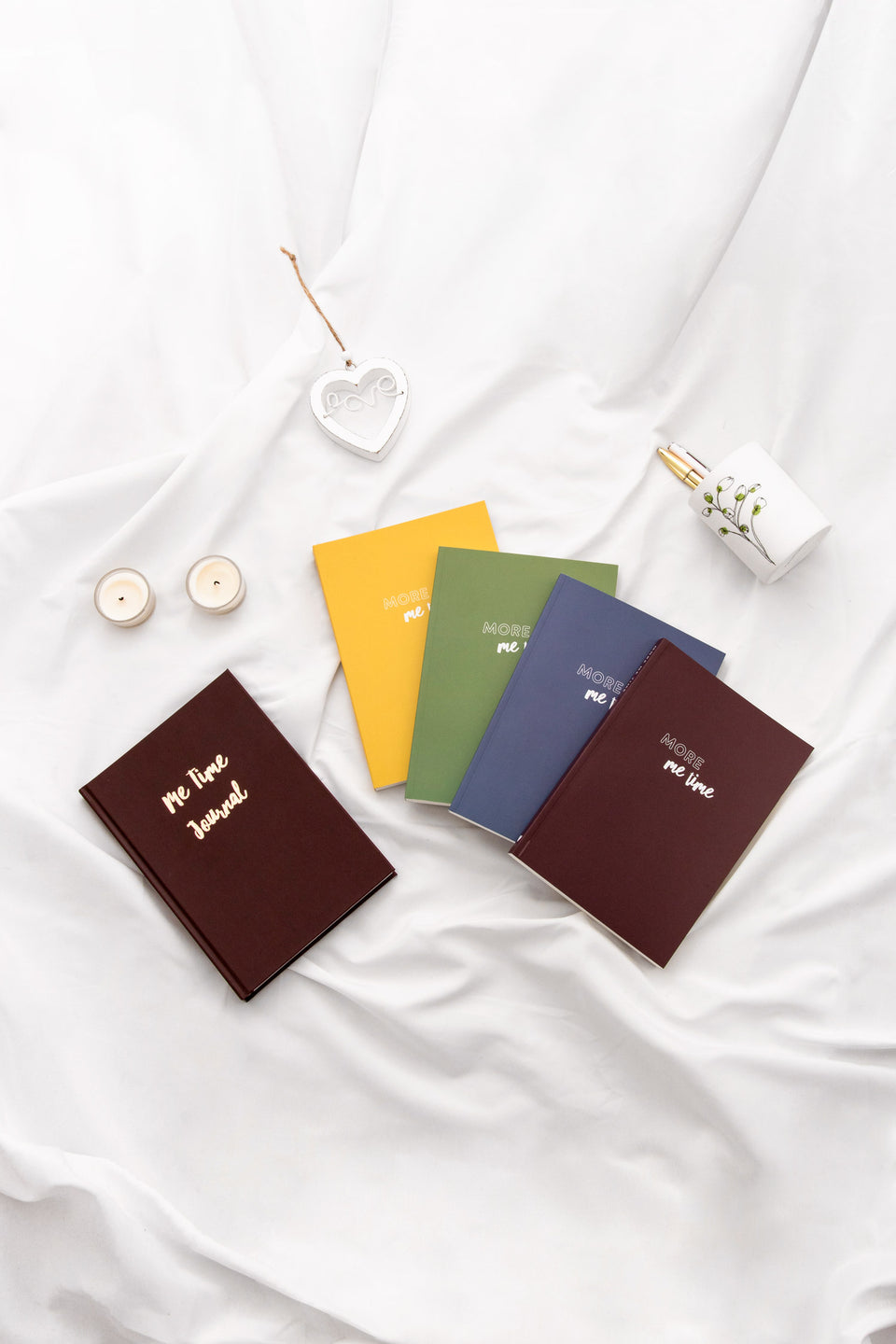 Me Time Journal Collection