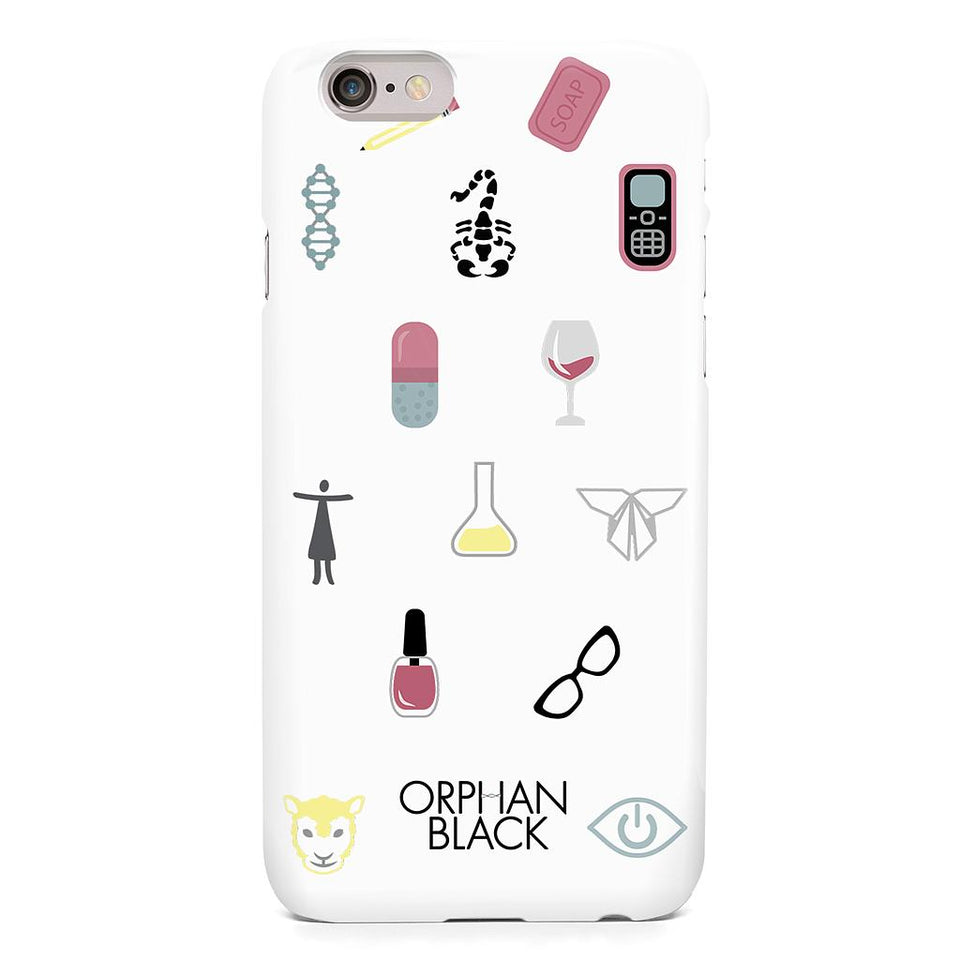 Orphan Black Phone Case #1