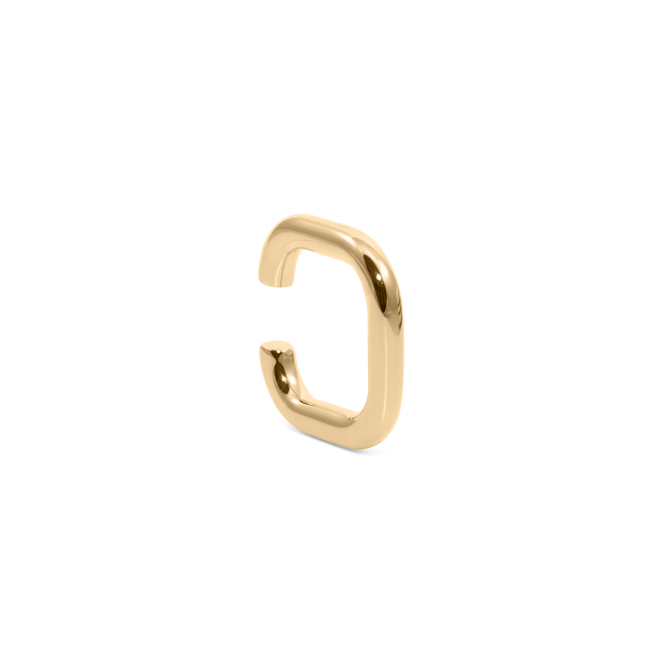 Nexus Ear Cuff - Solid Gold