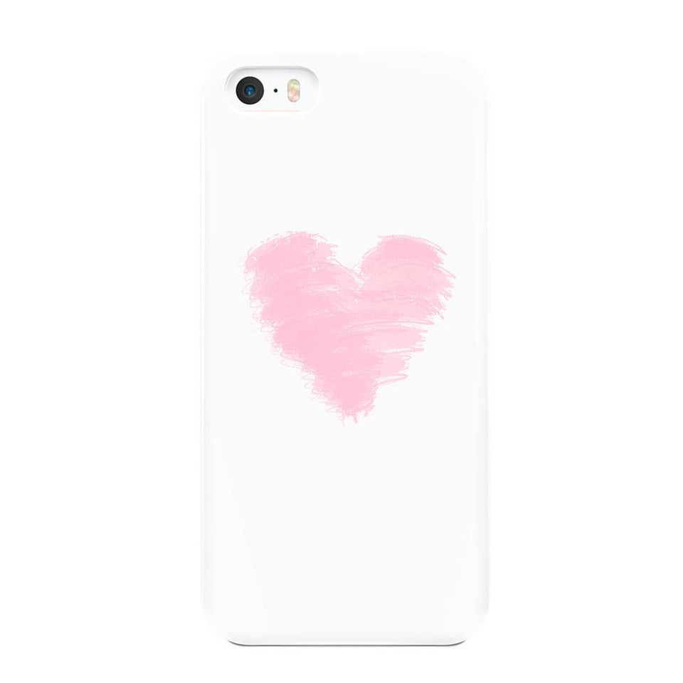 Life Joy Heart Phone Case
