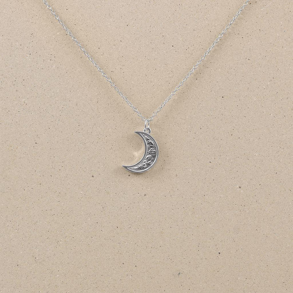 The Laura Moon Necklace