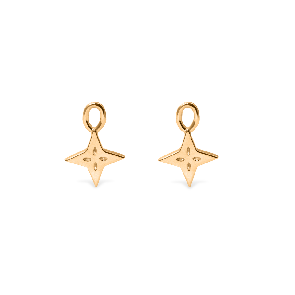 Shooting Star Pendant Set (Pair)